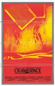 Crawlspace 1986 film