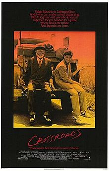 Crossroads 1986 film