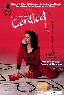 Curdled film