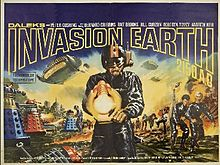 Daleks Invasion Earth 2150 A D