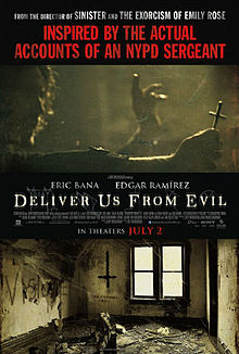 Deliver Us from Evil 2014 film
