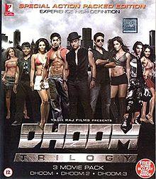 Dhoom film series