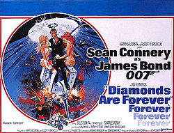 Diamonds Are Forever film