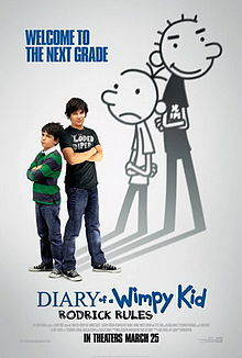 Diary of a Wimpy Kid Rodrick Rules film