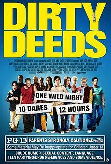 Dirty Deeds 2005 film