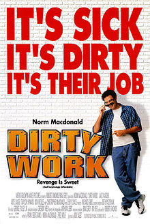 Dirty Work 1998 film