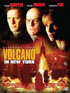 Disaster Zone Volcano in New York
