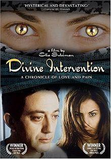 Divine Intervention film