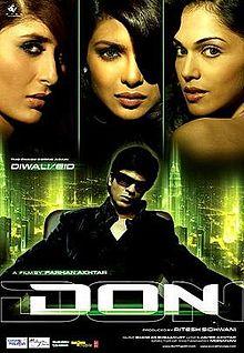 Don 2006 Hindi film