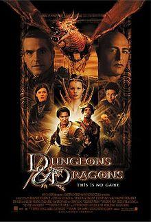 Dungeons Dragons film