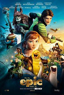 Epic 2013 film