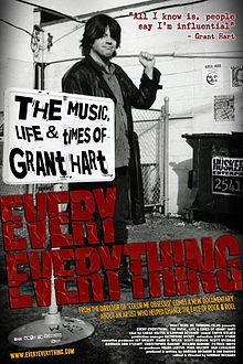 Every Everything The Music Life Times of Grant Hart