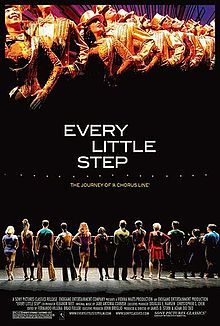 Every Little Step film