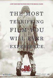 Evil Dead 2013 film
