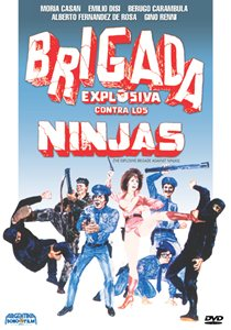 Explosive Brigade Against the Ninjas