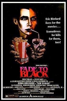 Fade to Black 1980 film