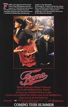 Fame 1980 film