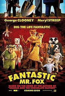 Fantastic Mr Fox film