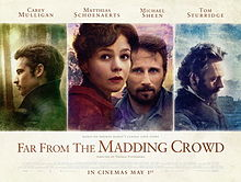 Far from the Madding Crowd 2014 film