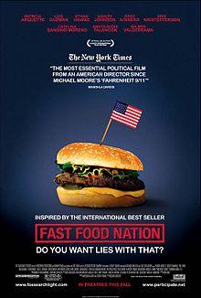 Fast Food Nation film