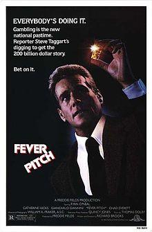 Fever Pitch 1985 film