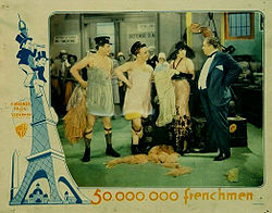 Fifty Million Frenchmen film