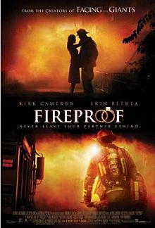 Fireproof film