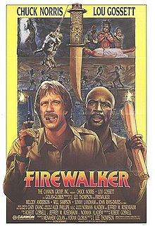 Firewalker film