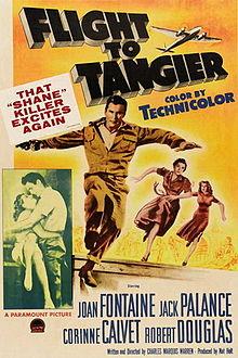 Flight to Tangier