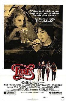 Foxes film