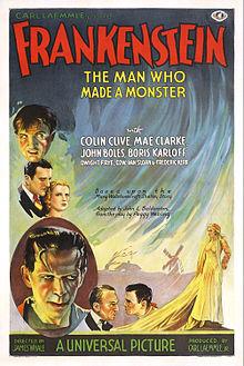 Frankenstein 1931 film