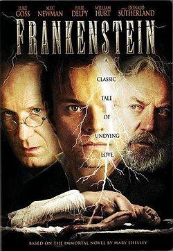 Frankenstein US TV miniseries