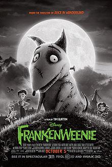 Frankenweenie 2012 film