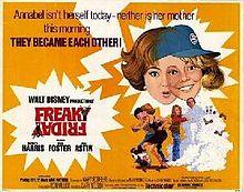 Freaky Friday 1976 film