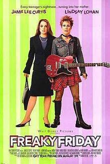 Freaky Friday 2003 film