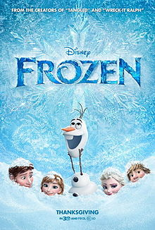 Frozen 2013 film