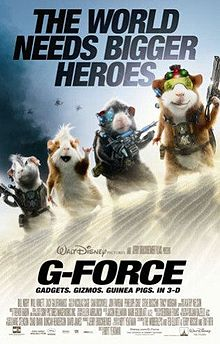 G Force film