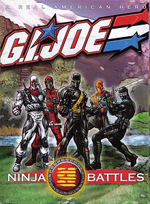 G I Joe Ninja Battles