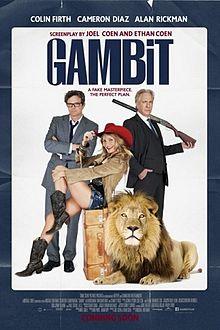 Gambit 2012 film
