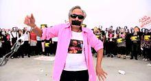 Gangnam for Freedom
