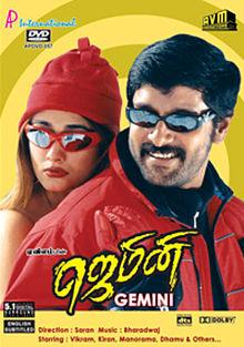 Gemini 2002 Tamil film