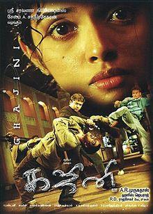 Ghajini 2005 film