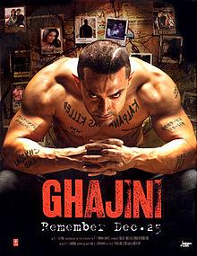 Ghajini 2008 film