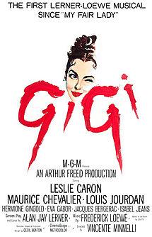 Gigi 1958 film