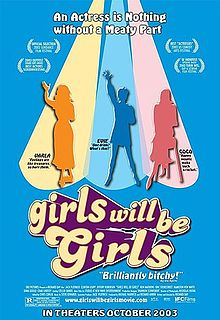 Girls Will Be Girls film