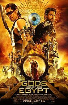 Gods of Egypt film