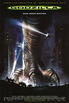 Godzilla 1998 film