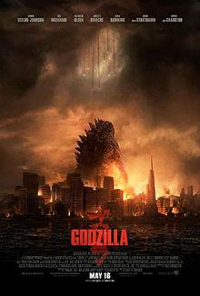 Godzilla 2014 film
