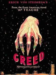 Greed film