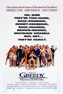 Greedy film